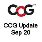 Update Sep 20