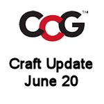 Craft Update - June 20