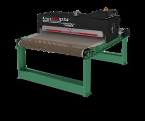 "Vastex LittleRed X1 Infrared Conveyor Dryer - 54"" Belt and Exhaust"