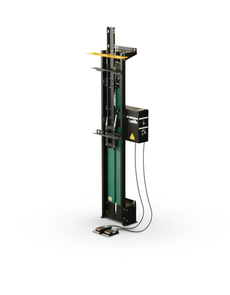 Vastex Semi-Automatic Screen Coater Rack
