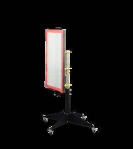 Vastex Floor Stand for Screen Coater Rack