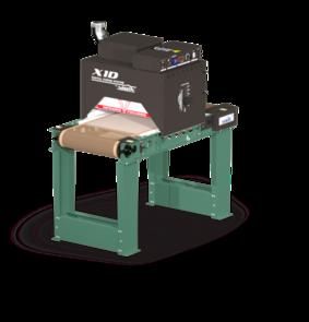 """Vastex LittleRed X1D Infrared DTG Capable Conveyor Dryer  -18"""" Belt"""