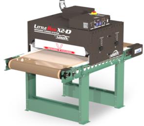 """Vastex LittleRed X2D Infrared DTG Capable Conveyor Dryer - 30"""" Belt"""