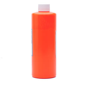 Textile Glo Concentrate Dyes Glo Orange