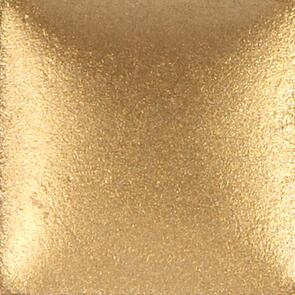 Duncan Ultra Metallics Non Fired Brushable Glaze UM951 Solid Gold
