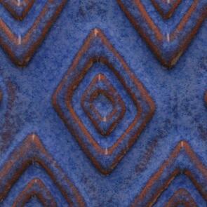 Amaco Artist Choice Lowfire Brushable Glaze A-24 Exotic Blue