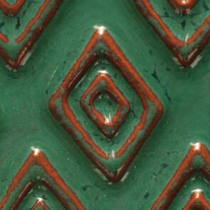 Amaco Artist Choice Lowfire Brushable Glaze A-40 Seafoam Green