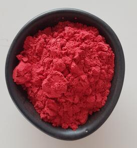 Abbots Stain Bright Red