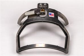 Melco Large Back of Hat Clamp