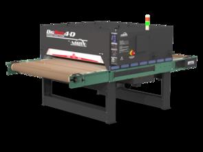 """Vastex BigRed 4D V54 Infrared DTG Capable Conveyor Dryer - 54"""" Belt (3 Phase)"""