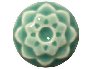 Amaco Celadon Midfire Brushable Glaze C-40 Aqua