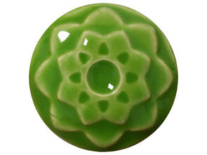 Amaco Celadon Midfire Brushable Glaze C-43 Wasabi