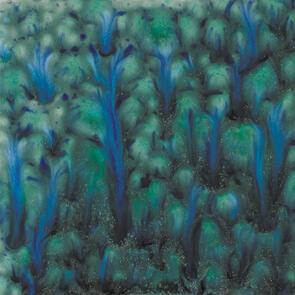 Mayco Jungle Gems Crystal Lowfire Brushable Glaze CG962 Blue Azure