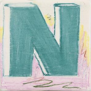 Amaco Underglaze Chalk Crayon Blue-Green