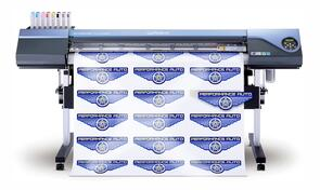 Digi-flex Printable PU Heat Transfer Clear Vinyl