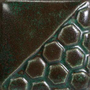 Mayco Elements Low & Midfire Brushable Glaze EL122 Malachite