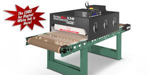 """Vastex LittleRed X3 Infrared Conveyor Dryer - 30"""" Belt"""