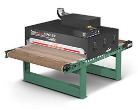 """Vastex LittleRed X3 Infrared Conveyor Dryer - 54"""" Belt"""