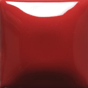 Mayco Foundations Lowfire Brushable Glaze FN004 Red