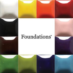 Mayco Foundations Glaze Kit (12x 118ml Colours)