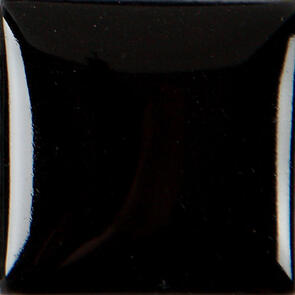 Duncan Envision Midfire Brushable Glaze IN1026 Very Black