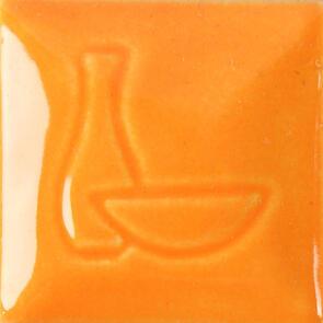 Duncan Envision Midfire Brushable Glaze IN1781 Pumpkin Orange