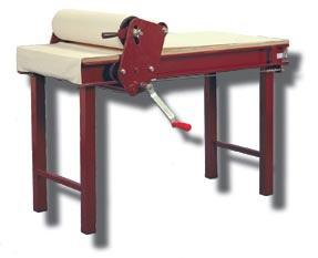 Cowley Floor Standing Slab Roller