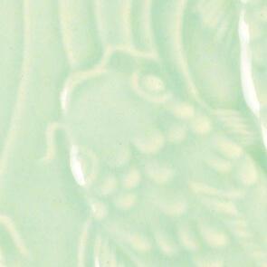 Amaco Gloss Lowfire Brushable Glaze LG-42 Light Green