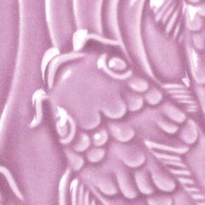 Amaco Gloss Lowfire Brushable Glaze LG-51 Lilac