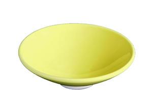 Abbots Glossy Yellow Midfire Glaze