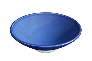 Abbots Variegated Blue Midfire Glaze