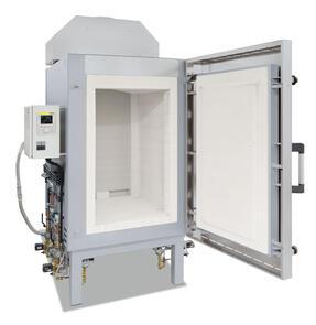 Nabertherm NB 400 Gas Heated Chamber Kiln