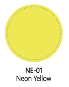 Ultra PU Heat Transfer Vinyl Neon Yellow
