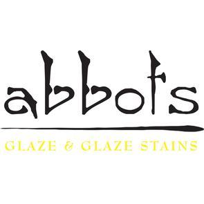 Abbots White Satin Crackle Midfire Glaze
