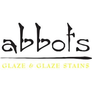 Abbots Clear Crackle Midfire Brushable Glaze