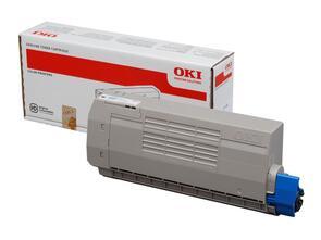 Oki Toner Cartridge for PRO9542 White Toner Cartridge (15k)