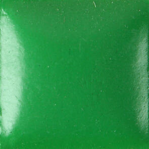 Duncan Bisq-Stain Opaque Acrylics Non Fired Brushable Glaze OS464 Bright Green