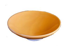 Abbots Hot Orange Midfire Glaze