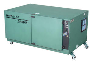 Vastex Wide 20 Screen Dri-Vault Screen Drying Cabinet with Digital controller