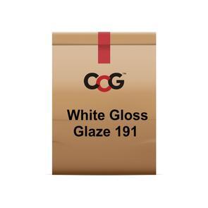 CCG White Gloss Glaze 191D