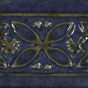 Amaco Potters Choice Midfire Brushable Glaze PC-24 Sapphire Float
