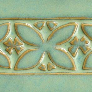 Amaco Potters Choice Midfire Brushable Glaze PC-25 Textured Turquoise