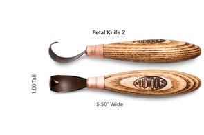 Mudtools Petal Knife #2