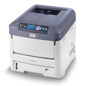OKI PRO7411WT White Colour Laser Printer