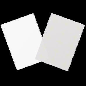 Forever Laser-Dark A-Foil  Transparent A4
