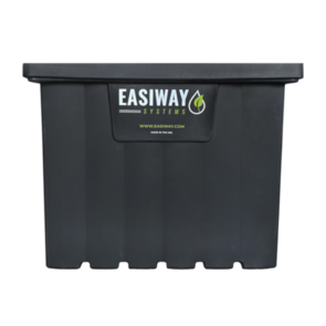 EasiWay Polyethylene Dip Tank with Drain (25 Gallons/95 litre)
