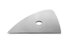 Mudtools Stainless Steel Ribs Sharkfin 7