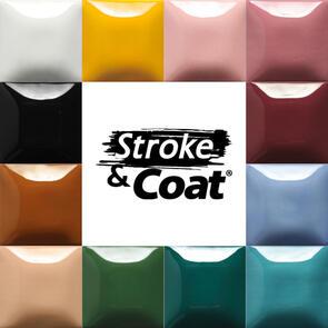 Mayco Stroke & Coat Low & Midfire Glaze Kit 2 (12x 59ml Colours)