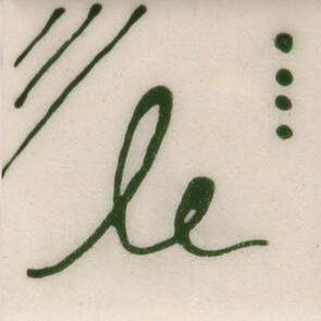 Mayco Designer Liner Glaze Pen SG405 Green