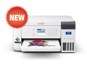 Epson SureColour F160 A4 Dye Sublimation Printer